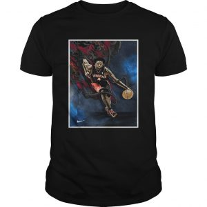 04 Toronto Raptor Basketball Shirt Unisex