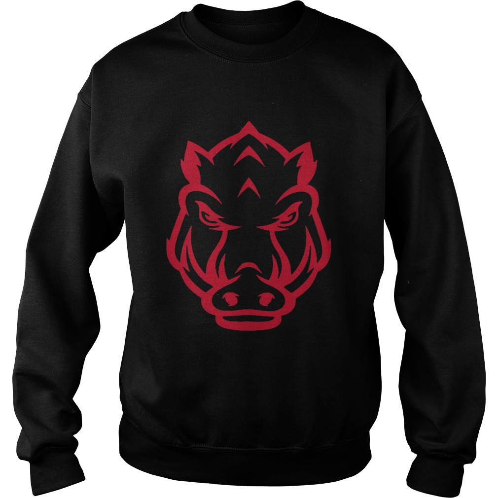 Arkansas Razorbacks Omahogs baseball Sweatshirt