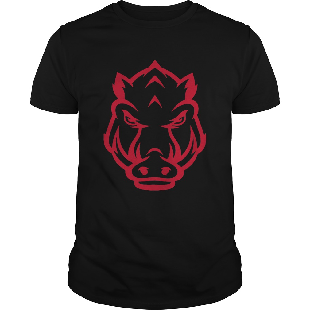 Arkansas Razorbacks Omahogs baseball shirt