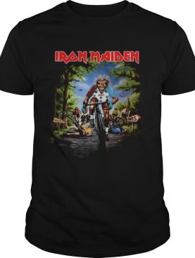 Iron Maiden Tour De France 2019 shirt