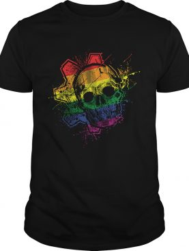 LGBT Gears of War shirt