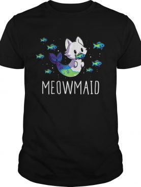 Meowmaid shirt