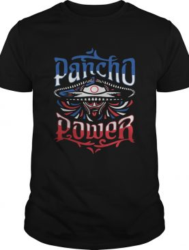Buffalo Comeback Pancho Power shirt