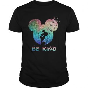 Mickey Mouse spread the love be kind  Unisex
