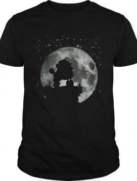 Poodle DoPoodle Dogs Moon Landing 50th Anniversary shirt