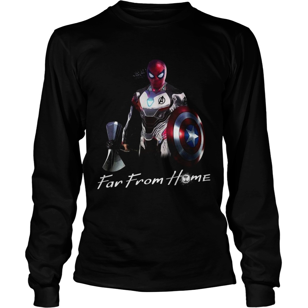 Spider Man far from home LongSleeve