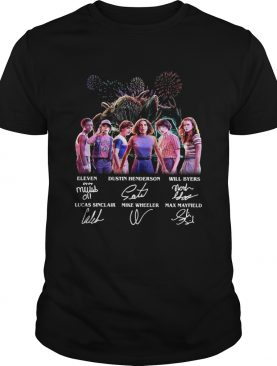 Stranger things season 3 signature shirt