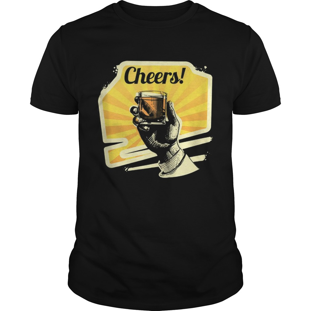 Awesome Cheers Whiskey Unisex