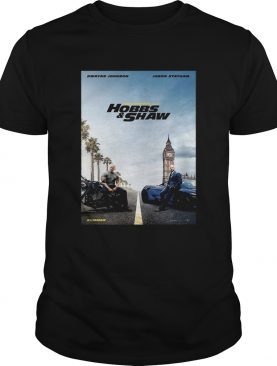Hot FastFurious HobbsShaw Dwayne Jonshon And Jason Statham shirt