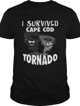 I Survived Cape Cod Tornado TShirt