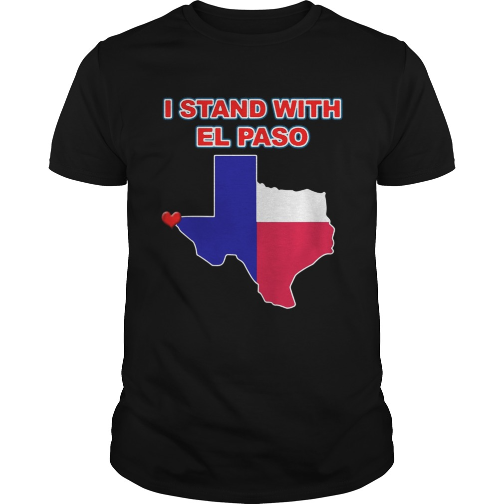 I stand with El Paso Texas