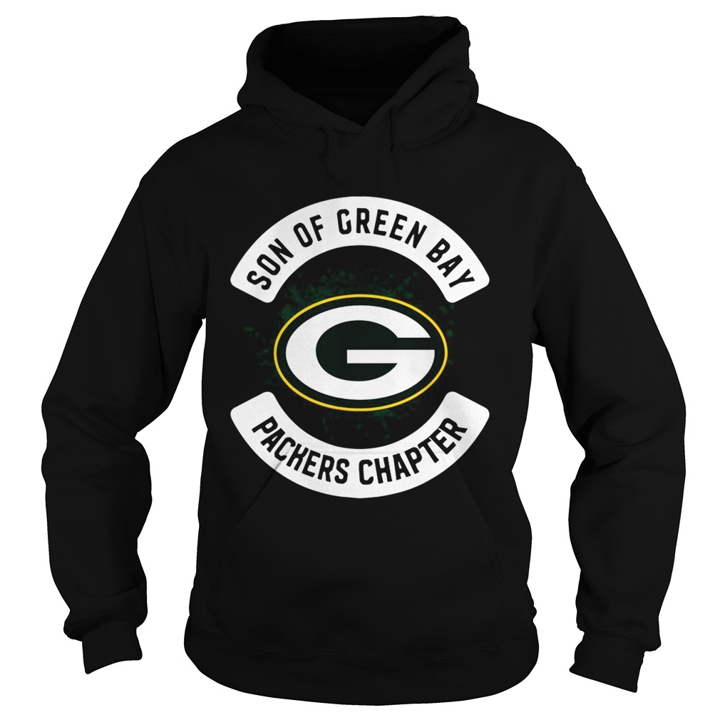 Son of Green Bay Packers chapter Hoodie