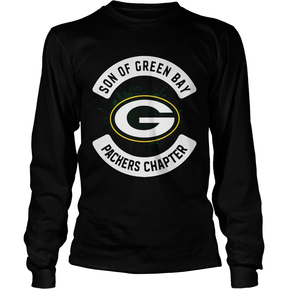Son of Green Bay Packers chapter LongSleeve