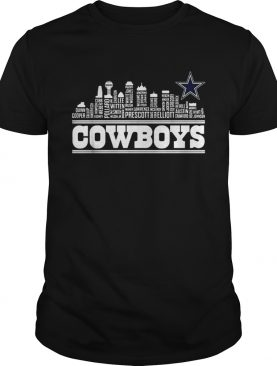 Dallas Cowboys NFC East Division Champions shirt