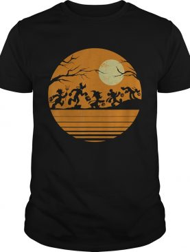 Disney Mickey Mouse and Friends Halloween TShirt