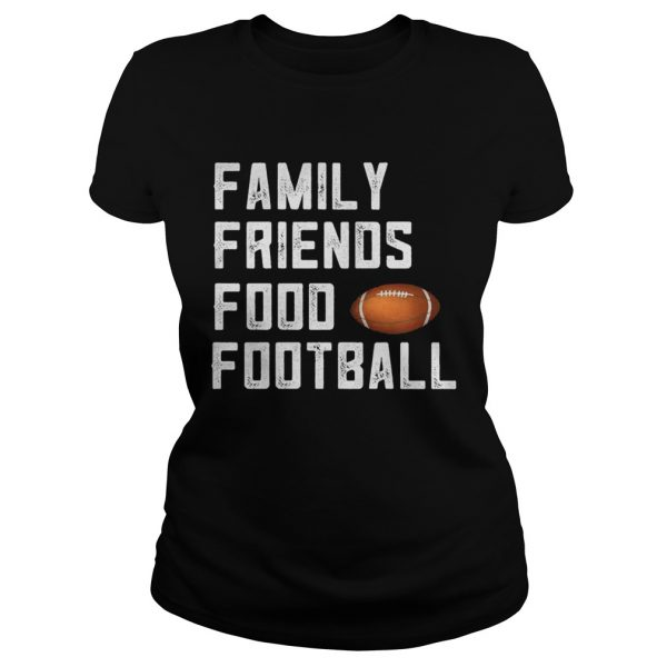 Family friends food and football  Classic Ladies