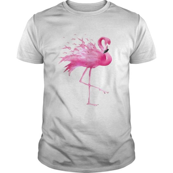 Flamingo Pink Ribbon Breast Cancer Awareness  Unisex