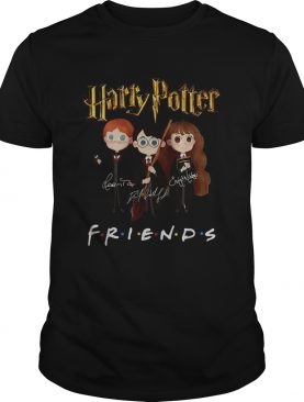 Harry Potter friends tv show signature shirt