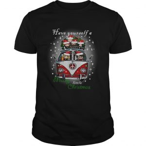 Hippie car Harry Potter have yourself a Merry little Christmas  Unisex