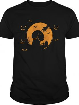 Love dog dick head Halloween shirt
