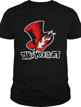 Persona Hat Anime 5 Take Your Heart shirt
