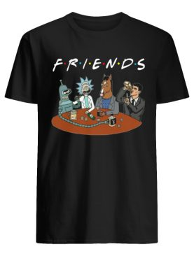 Rick Sanchez Friend Drinking Buddies Shirt