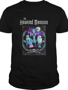 The Haunted Mansion Going Our Way Halloween shirt