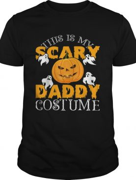 This Is My Daddy Costume Sarcastic Daddy Halloween shirt