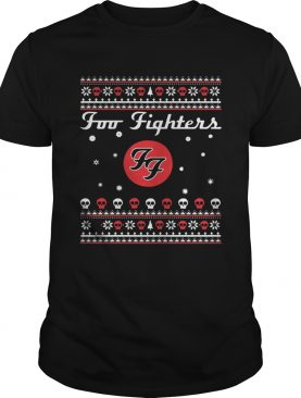 1571387887Foo Fighters Christmas Shirt