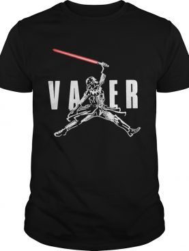 Darth Vader star wars Air Jordan shirt