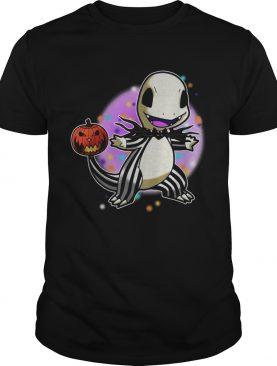 Halloween Jack Skellington Hitokage shirt
