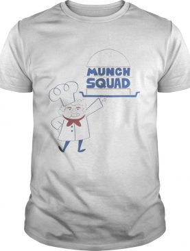 Mbmbam Merch Mcelroy Merch Squad Munch Squad Shirt