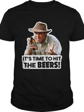 Russell Coight Its Time To Hit The Beers Shirt