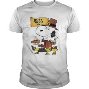 Snoopy happy Turkey day  Unisex