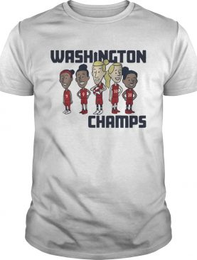 Washington Mystics 2019 Champions shirt