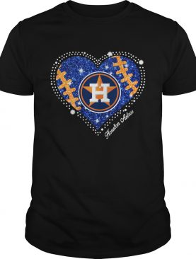 Houston Astros Diamond Heart Shirt
