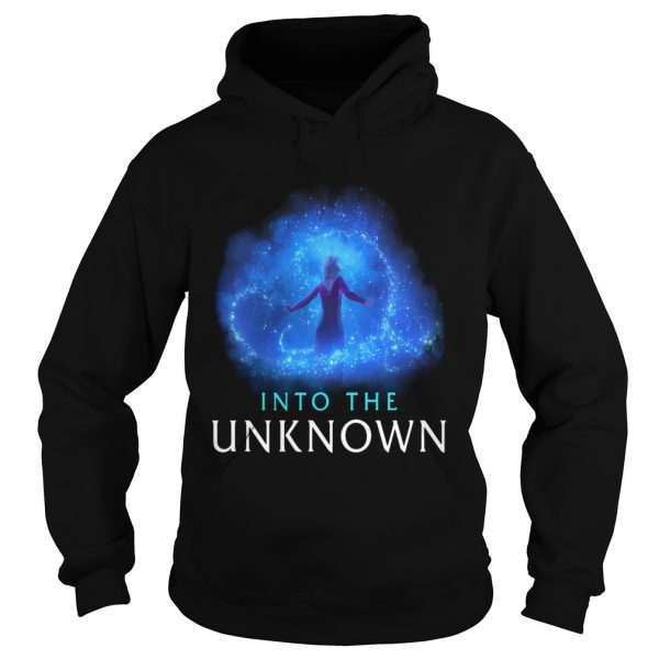 Elsa into the unknown  Hoodie