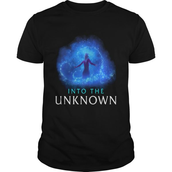 Elsa into the unknown  Unisex