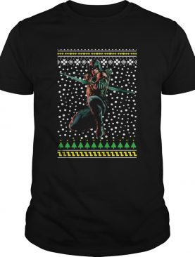 Green Arrow Ugly Christmas shirt