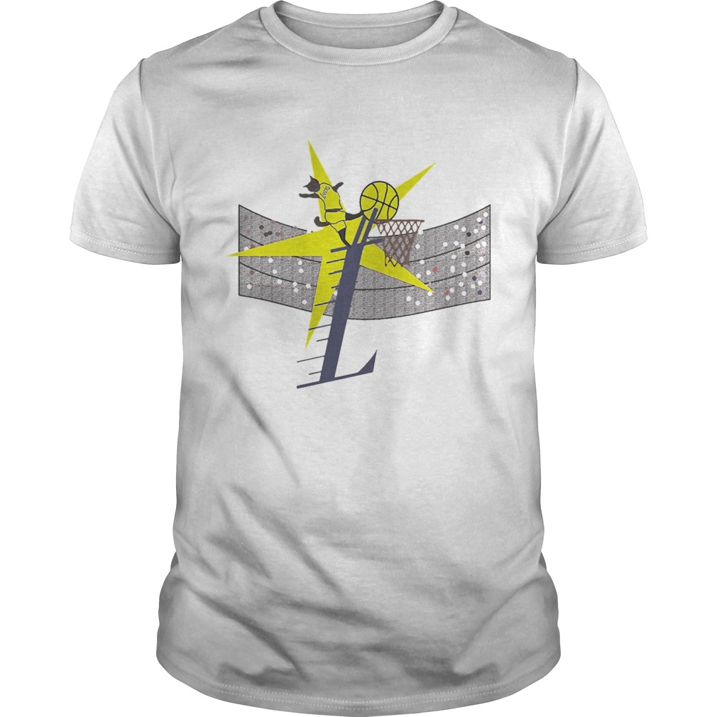 Los Angeles Lakers basketball Cat Player  Unisex