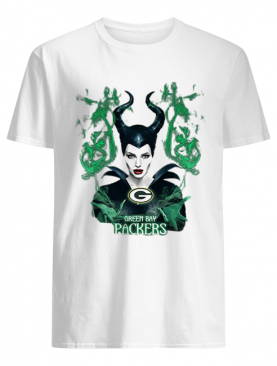 Maleficent Green Bay Packers shirt