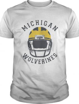 Michigan Wolverines football shirt