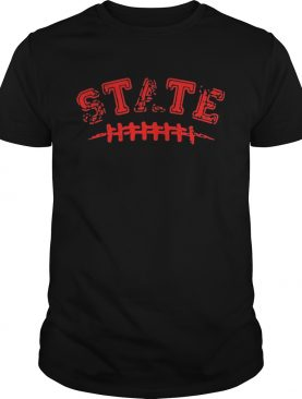 NC State Wolfpack football shirt
