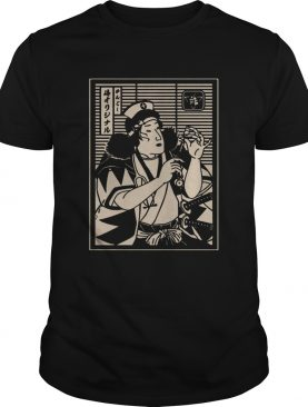 Nurse Samurai shirt