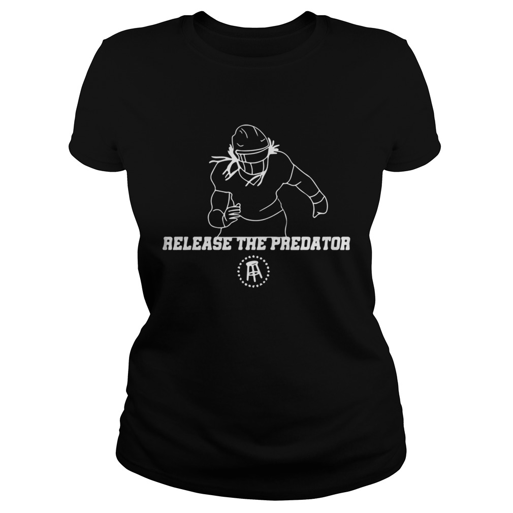 Release The Predator  Classic Ladies
