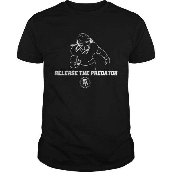 Release The Predator  Unisex