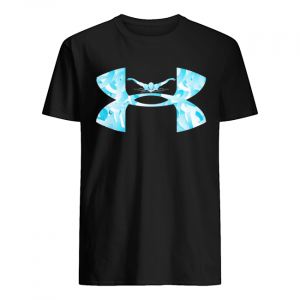 Under Armour I love swimming  Classic Men's T-shirt