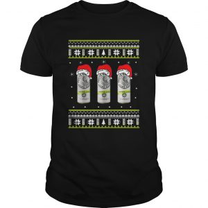 White Claw Natural Lime Ugly Christmas  Unisex