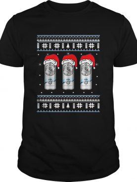White Claw Pure Ugly Christmas shirt