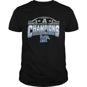 Memphis Tigers American Athletic Conference 2019 AAC Football Champions  Unisex